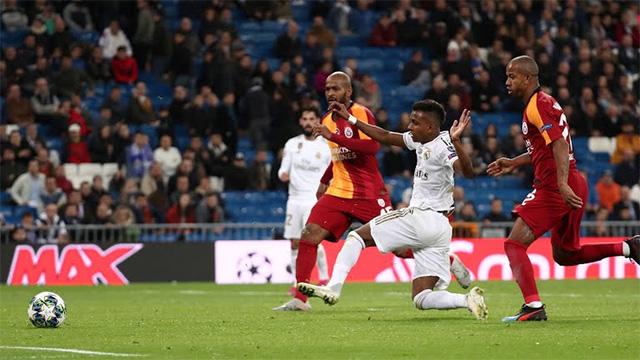 Real 6-0 Galatasaray: Rodrygo bùng nổ với cú hat-trick