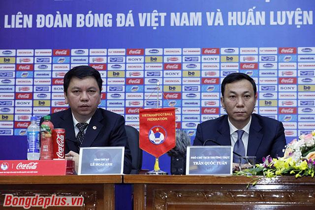 Dựa trên sự hỗ trợ từ nhiều nguồn lực, VFF đã có thể giải quyết bài toán tài chính để chi trả lương cho HLV Park Hang Seo.