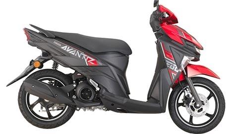 Yamaha ra mắt xe ga đẹp mê ly, giá 30 triệu 'đấu' Honda Vision, Air Blade 2019