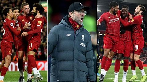 Liverpool sẽ đá với đội hình nào ở FIFA Club World Cup và Cúp Liên Đoàn?