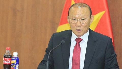 HLV Park Hang Seo: 'Việt Nam đã bước vào nhóm những đội mạnh châu Á'