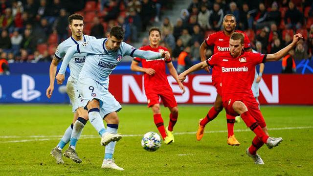 Morata gỡ lại 1 bàn ở phút 90'+4