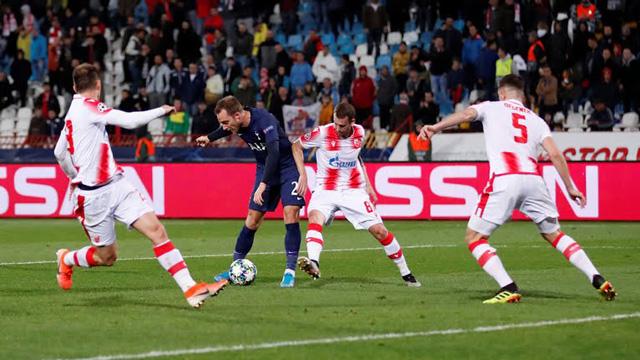 Eriksen ấn định tỷ số 4-0 ở phút 85