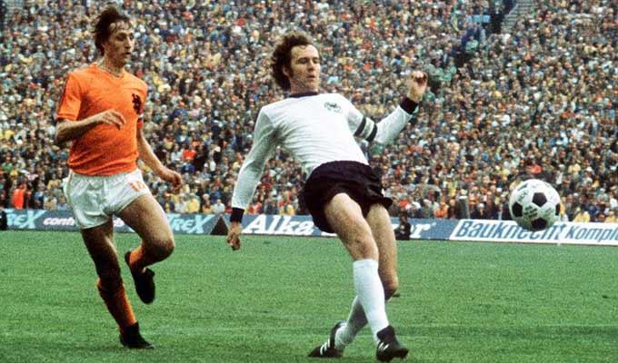 10. Franz Beckenbauer - 109 bàn thắng