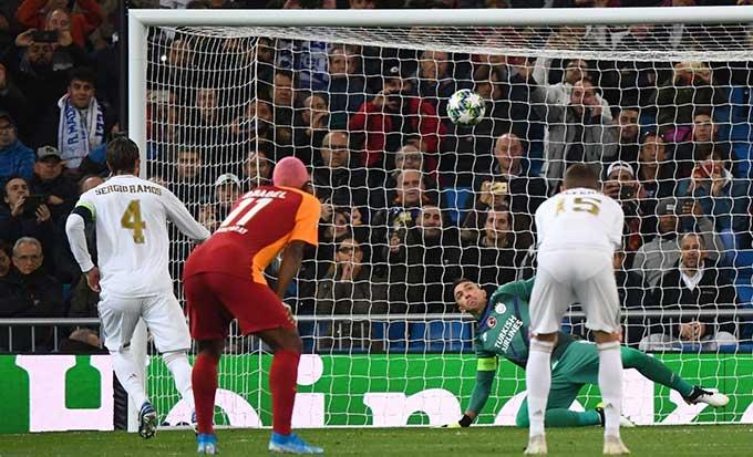 9. Sergio Ramos - 111 bàn thắng