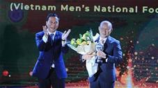 HLV Park Hang Seo nhận giải HLV xuất sắc nhất Đông Nam Á