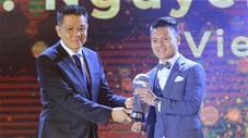 Quang Hải vô đối, dễ dàng đoạt giải cầu thủ xuất sắc nhất Đông Nam Á