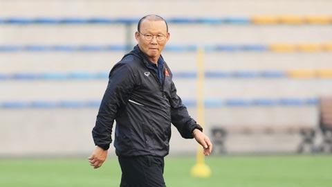 """Thầy Park & bài toán """"5 chọn 2"""" cho U22 Việt Nam"""