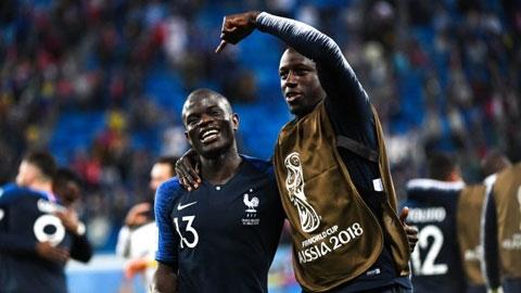 ĐT Pháp triệu tập: Mendy và Kante trở lại