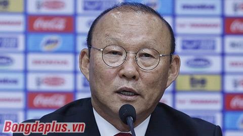 Ông Park Hang Seo giành giải HLV xuất sắc nhất Đông Nam Á