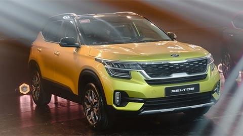 Kia Seltos giá rẻ ra mắt thị trường ĐNÁ 'đe nẹt' Hyundai Kona, Honda HR-V