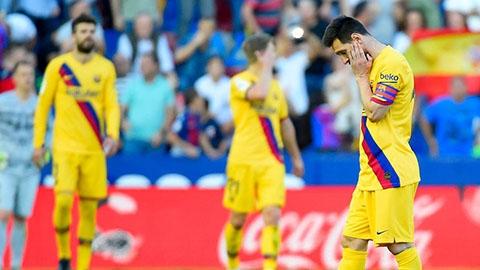 Cầu thủ Barca được nghỉ nhiều hơn nhưng khi đấu không ấn tượng hơn Real là mấy