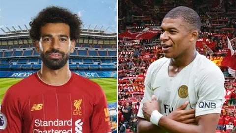 Nike sẽ giúp Liverpool đấu với Real vụ Mbappe