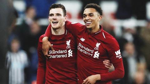 Liverpool vs Man City: Những hậu vệ cánh sẽ quyết định chiến thắng