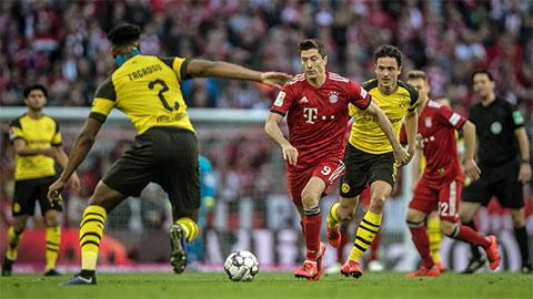 Tương quan sức mạnh Bayern và Dortmund trước Der Klassiker