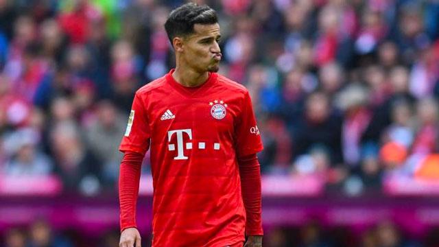Coutinho vẫn chưa thích nghi được với lối chơi ở Bayern