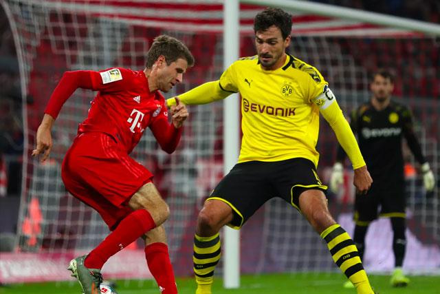 Thấy gì từ chiến thắng 4-0 của Bayern trước Dortmund?