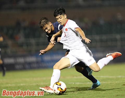 U19 Việt Nam đang gặp nhiều khó khăn ở vòng loại U19 châu Á 2020