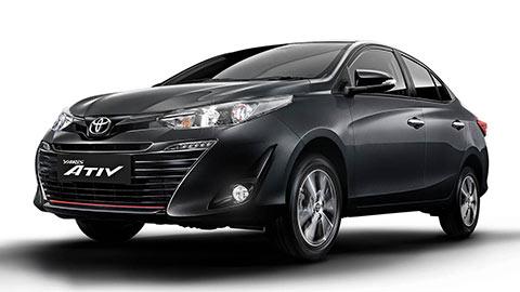 """Toyota Vios 2020 tiết kiệm xăng giá 380 triệu """"quyết đấu"""" Hyundai Accent, Honda City"""