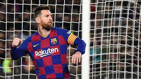 Messi đuổi kịp 34 hat-trick tại La Liga của Ronaldo