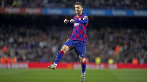 Barca và sự chuẩn bị cho thời hậu Messi