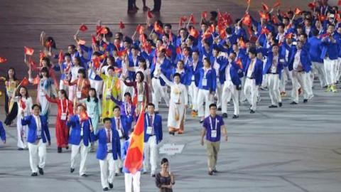 SEA Games từ Đông Nam Á đến… Việt Nam!
