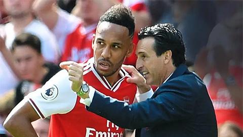 Ngoài Aubameyang, Arsenal còn 1 cầu thủ cũng là ân nhân của HLV Emery