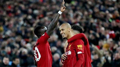 Tổng hợp vòng 12 Ngoại hạng Anh: Liverpool cô đơn trên đỉnh