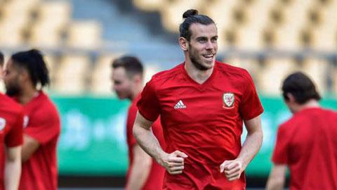 Kêu ốm ở Real, Bale tập luyện bình thường cùng ĐT xứ Wales