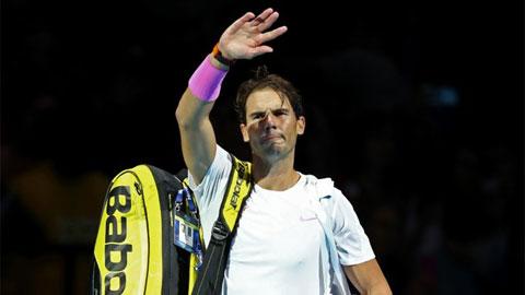 Nadal thua trận đầu tiên trước Zverev