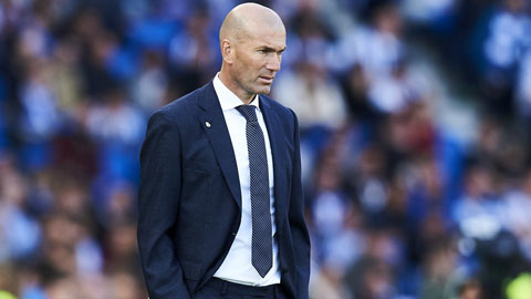 Zidane có hiểu... Real?
