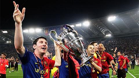 Messi giúp gần 300 cầu thủ Barca hưởng lương trọn đời