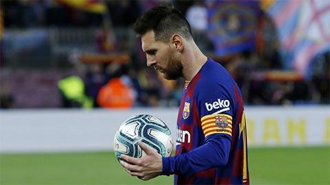 Messi đàm phán gia hạn hợp đồng với Barca vào hè 2020