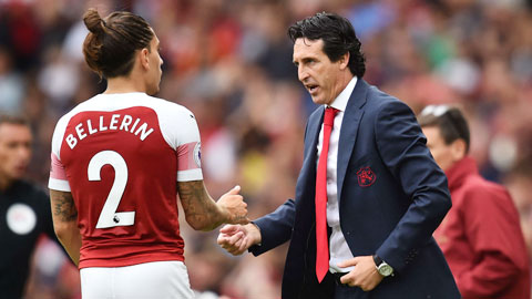 Arsenal chưa sa thải Emery, nhưng…