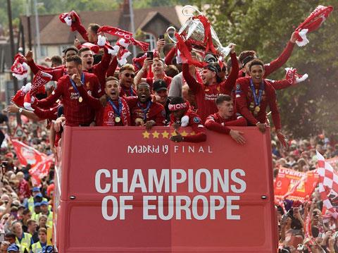 Liverpool đoạt chức vô địch Champions League 2018/19 nhờ cách điều hành dựa trên chỉ số của giới chức Mỹ