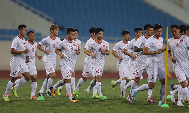 Một chiến thắng trước UAE sẽ giúp Việt Nam tiến gần hơn tới cơ hội vào vòng loại cuối cùng World Cup