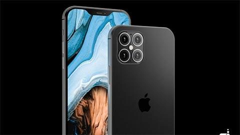 iPhone 12 lộ thiết kế chất ngất