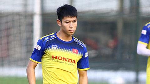 Thầy Park gạch tên Trọng Hùng, Văn Đại trước trận gặp UAE
