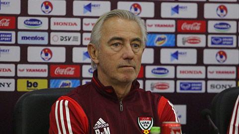 HLV UAE: 'Việt Nam là đối thủ mạnh nhất bảng'