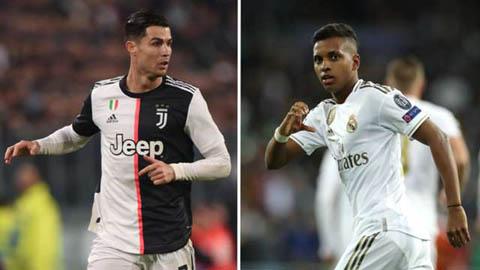 Sao trẻ Real sợ được so sánh với Cristiano Ronaldo