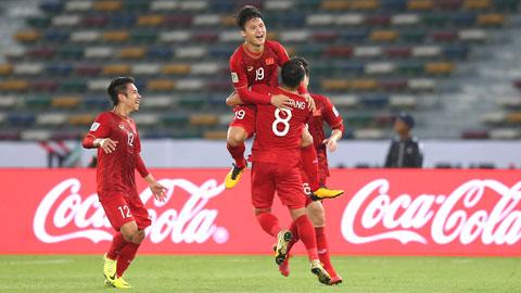 Việt Nam vs UAE: 12 năm& những cột mốc