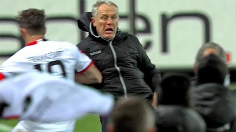 Vừa mất Abraham 7 trận, Frankfurt nhận thêm tin dữ trước trận gặp Arsenal
