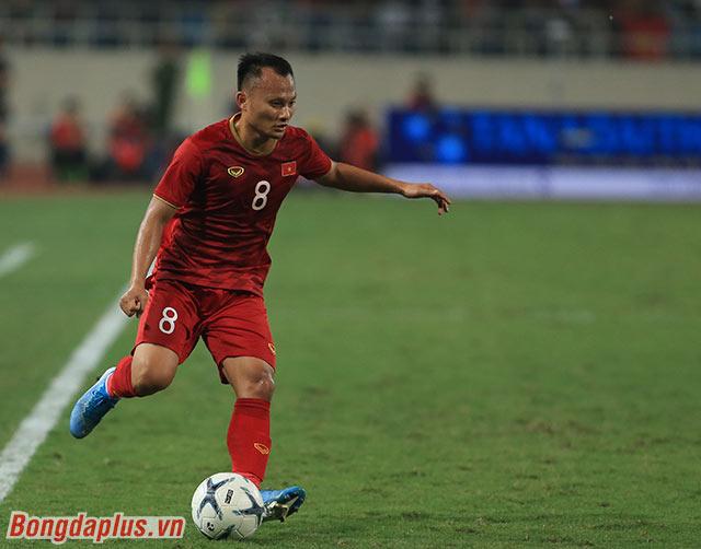 Việc thay đổi số áo của các cầu thủ Việt Nam khiến những thông tin thu thập được từ phía UAE bị hỗn loạn