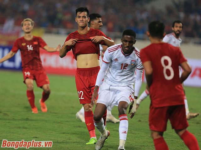 Nếu như Tiến Linh không bỏ lỡ cơ hội, Việt Nam có thể ghi thêm bàn thắng thứ 2