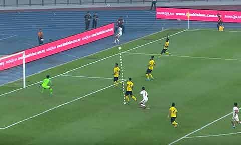 Ali Mabkhout là người thường xuyên kết thúc những đường chuyền của đồng đội để biến thành bàn thắng