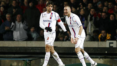 GĐTT Juninho muốn đưa Benzema trở lại Lyon