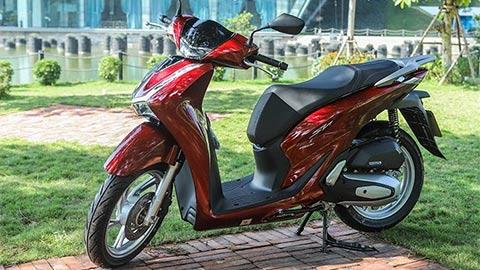 Honda SH 2020 chưa mở bán đã đội giá tới 20 triệu, SH 125/150 2019 'cháy hàng'