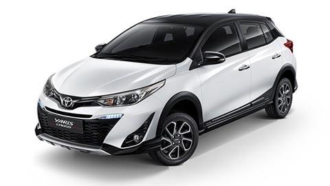 Toyota Yaris Cross ra mắt với nhiều cải tiến giá từ 410 triệu đấu Honda Jazz