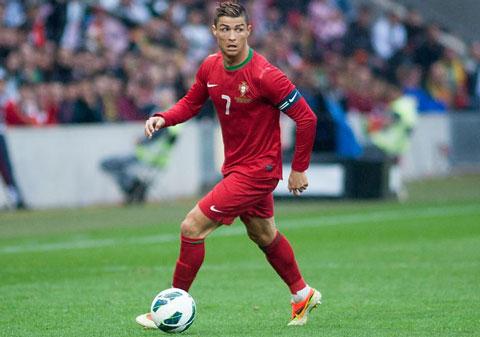 Ronaldo và các đồng đội đang rơi vào tình thế khó ở bảng B