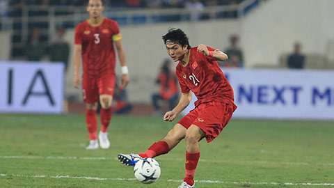 Thầy Park hết lời khen ngợi Tuấn Anh sau màn trình diễn đẳng cấp